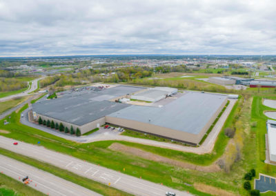 Pacon Warehouse Addition